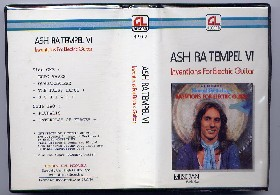 Manuel Göttsching - Inventions for ... (Music Cassette - Made in Indonesia)