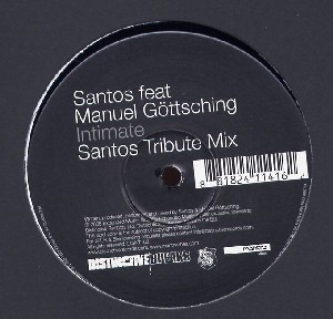 Santos - Intimate Santos tribute mix - Vinyl